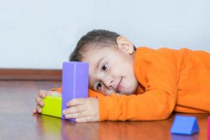 ילד עם הפרעת קשב וריכוז
